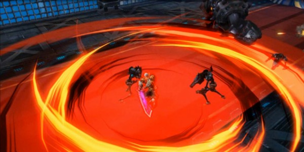 アクションオンラインゲーム『KRITIKA:クリティカ』 各キャラクターのスキルが大幅にパワーアップする「覚醒」システム、「狂戦士」覚醒スキル