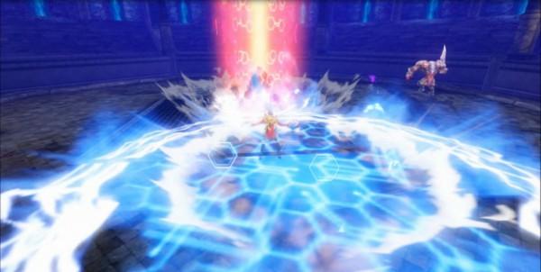 アクションオンラインゲーム『KRITIKA:クリティカ』 各キャラクターのスキルが大幅にパワーアップする「覚醒」システム、「時空間術師」覚醒スキル