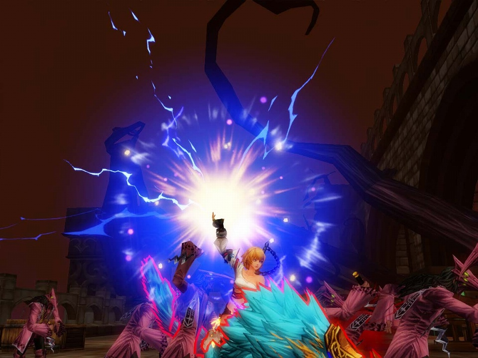 アクションオンラインゲーム『KRITIKA:クリティカ』「覚醒」スキル一部紹介!天狼主「行こう!シルス!」が覚醒→「行こう!シルス!よし!」