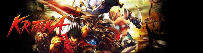 超アクションオンラインゲーム 『 KRITIKA:クリティカ 』