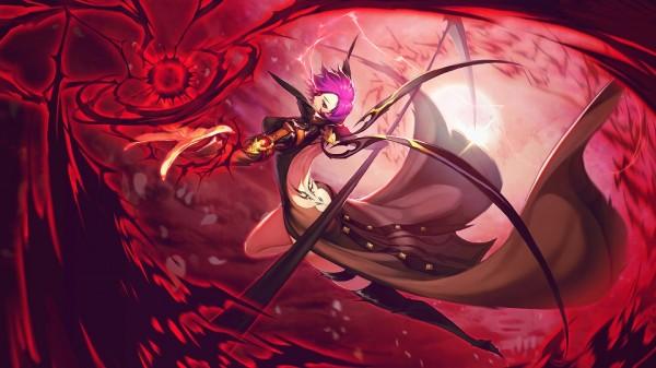 超アクションオンラインゲーム 『 KRITIKA:クリティカ 』鎌術士の新2次職「血妖花」