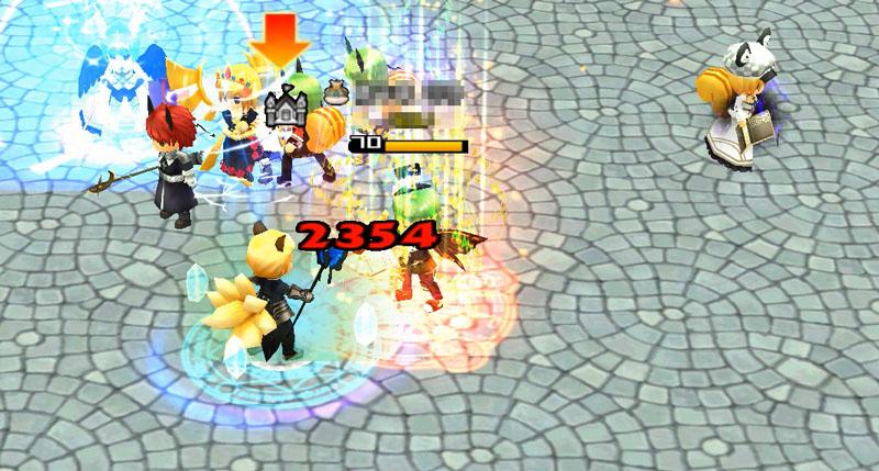 ブラウザ型MMORPG『MazeMyth(メイズミス)』 基本プレイ無料で登場!
