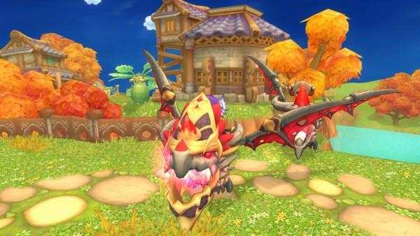 みんな可愛いオンラインゲーム『ミルキー・ラッシュ』初夏のアップデートが実施! 「ハイパーワイバーンCP」
