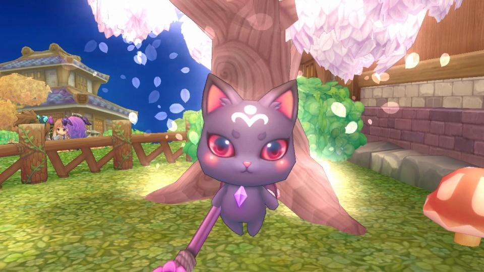 みんな可愛いオンラインゲーム『ミルキー・ラッシュ』初夏のアップデートが実施! 「アクマでもネコCP」
