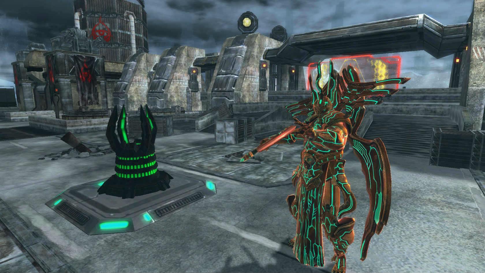『 スカーレットブレイド 』戦場にモンスター襲来イベント
