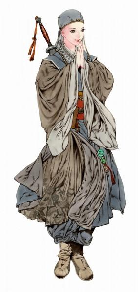 『VANITY of VANITIES:ヴァニティーオブヴァニティーズ』新キャラクター及び出演キャスト情報を更新!儀琳(ギ リン)
