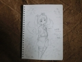 駒草さん画のリュシカ