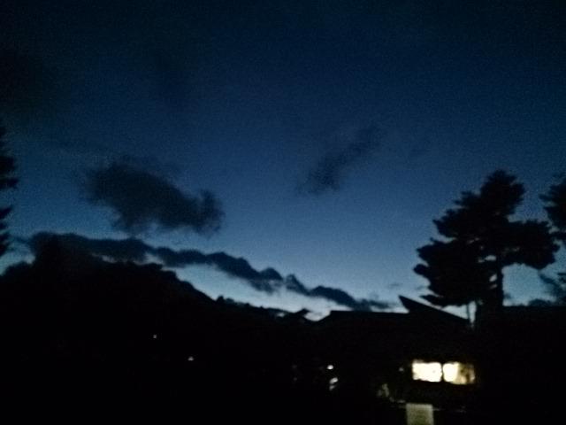 20140918 夕暮れ