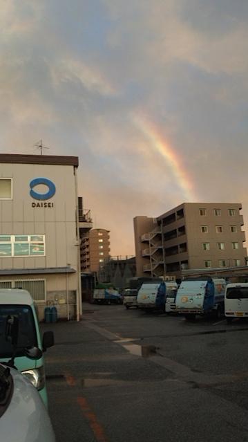 高知10:13虹
