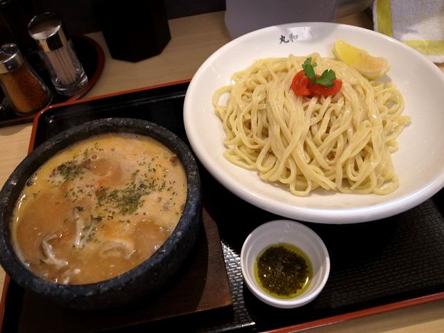 トマトDEつけ麺