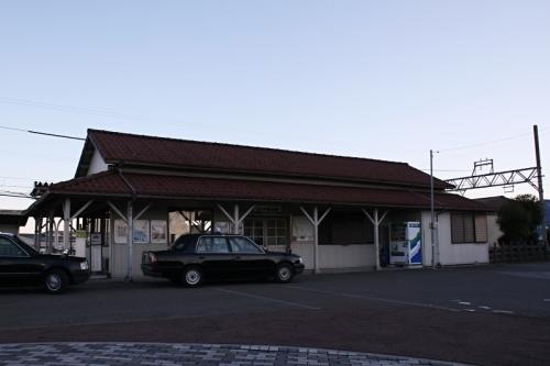 美濃高田駅1