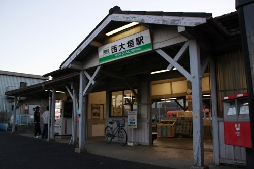 西大垣駅 1