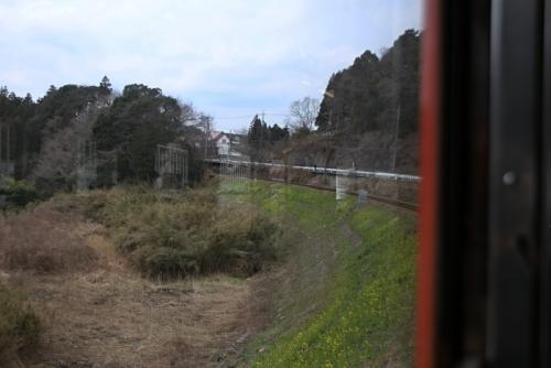 いすみ鉄道 キハ52 車窓