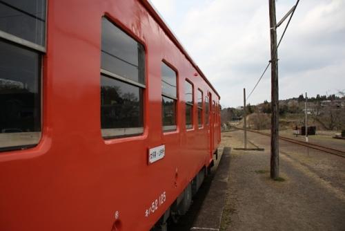 いすみ鉄道 キハ52 車体側面