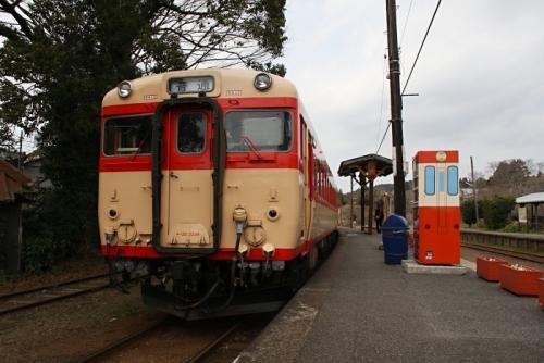 いすみ鉄道 昭和の観光列車 1