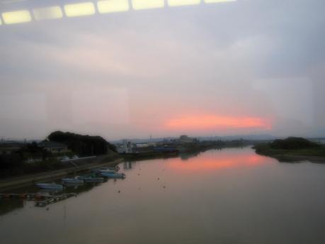 昭和の観光列車 車内
