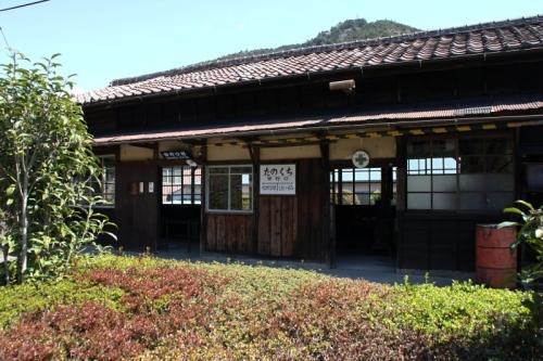 田野口駅 2