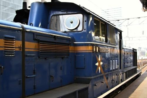 はまなす札幌入線 7