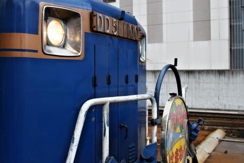 はまなす札幌入線 8