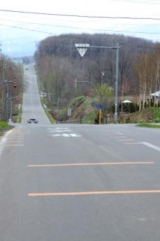 美瑛の丘でサイクリング 9