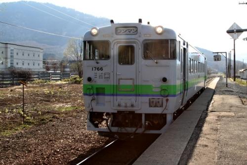 幾寅駅 キハ40