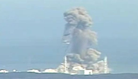 3号機の爆発