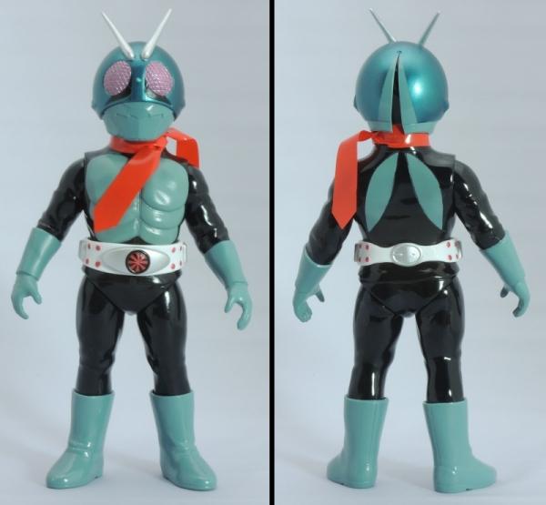 仮面ライダー旧1号:前後