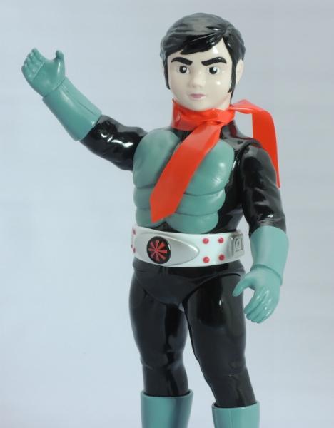 仮面ライダー変身「ライダー・・・」