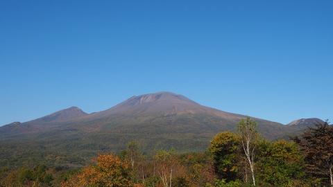 浅間山141018