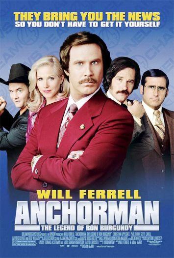 Anchorman Poster