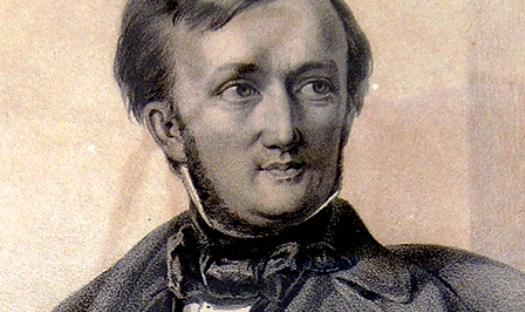 Wagner circa 1840