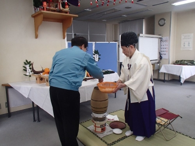 鳴動式神事2014