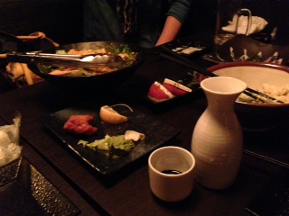久々日本酒