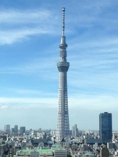 錦糸町からの眺め