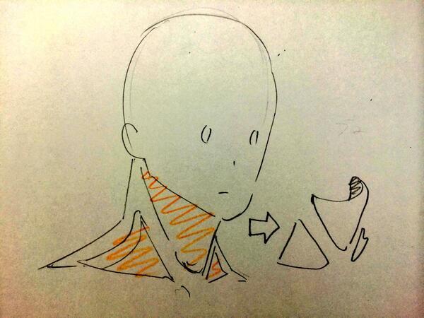 肩と首の描き方02