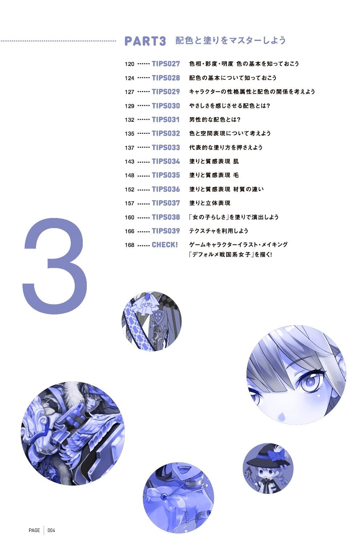 20140923_ゲームキャラクター_イラスト上達講座_目次02