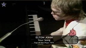Elton John ~ Your Song
