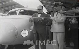 1964年 東海道新幹線 開業