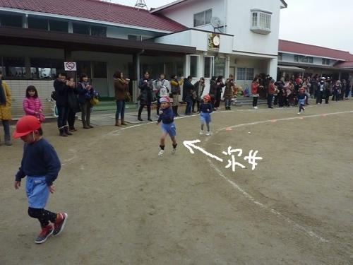 マラソン (1)