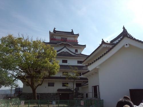 唐津城 (5)