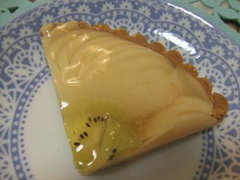 白桃タルト1