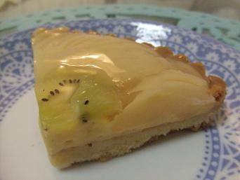 白桃タルト2