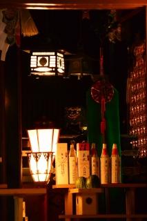 六所神社の狛犬