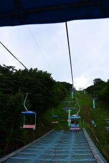 茶臼山高原 観光リフト