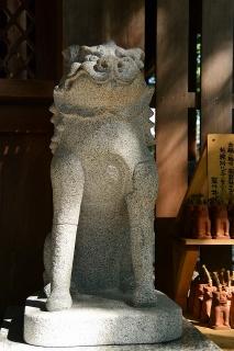 深川神社 なでこまいぬ