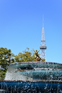 久屋大通公園 希望の泉