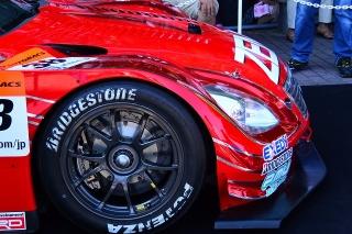 メ~テレ秋まつり2014 SUPER GT ZENT CERUMO SC430