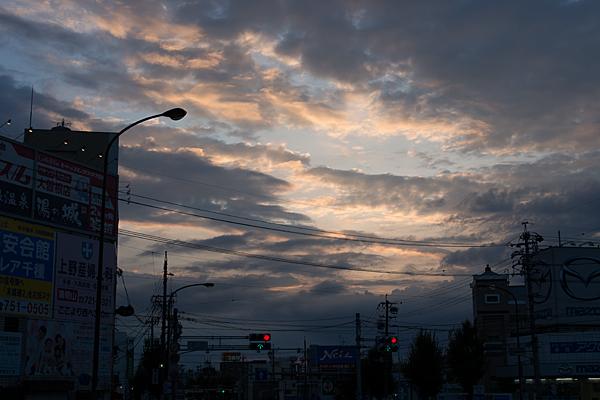 夕方写真-7