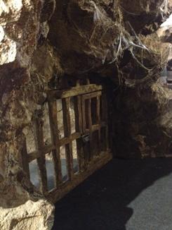 有岡城の土牢