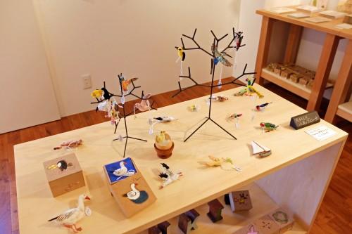 くまとことり展2014終了3
